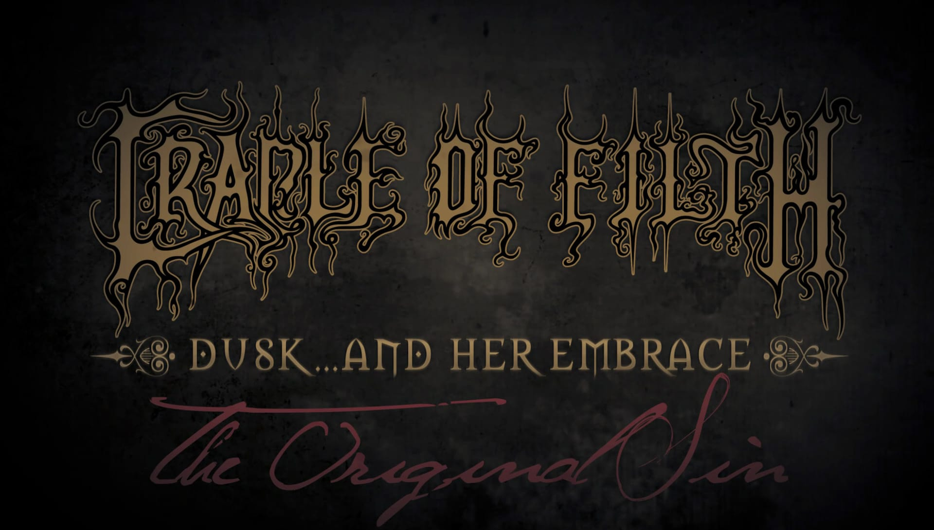 Cradle of Filth – Dusk and Her Embrace