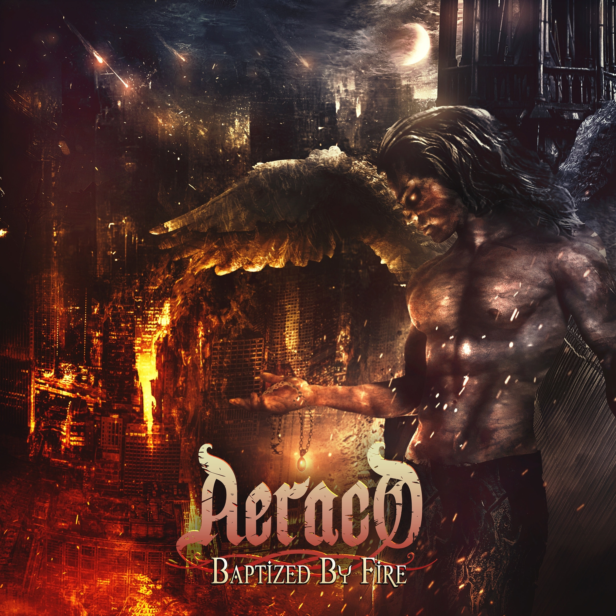 Aeraco – Baptized by Fire