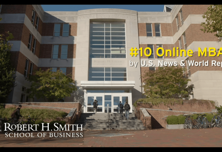 UMD: Robert H Smith School of Business Promo #2
